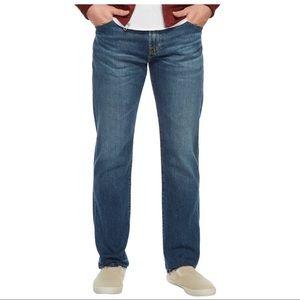 AG The Graduate Tailored Leg Jeans